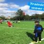 Trainingen jeugd weer van start
